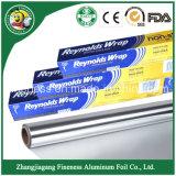 Papier d'aluminium de taille de la famille avec l'emballage de boîte-cadeau