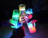 선전용 선물을%s 다채로운 LED 섬광을%s 가진 OEM 플라스틱 컵