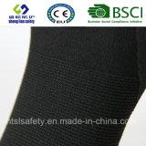 Doublure en nylon de 13 mesures, enduit de nitriles, gants de travail de sûreté de fini de Sandy (SL-NS101)