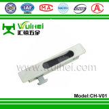 Finestra di scivolamento della lega di alluminio e serratura di portello con ISO9001 (CH-V01)
