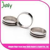 Los últimos diseños del anillo de bodas del acero inoxidable para los hombres