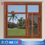 Guangzhou-Aluminiumflügelfenster-Fenster mit Insekt-Bildschirm