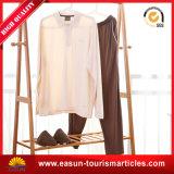 Modificar la ropa de noche de la línea aérea para requisitos particulares de la ropa de noche del algodón de Confortable
