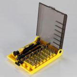 L'insieme maggiore del cacciavite Yh-201108 smonta gli strumenti di riparazione con il manicotto