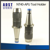 CNC 기계 사용 Nt Apu 공구 홀더 교련 물림쇠