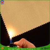 Tela impermeable tejida tela casera de la cortina del apagón de la cortina de Oxford de la materia textil para las persianas de rodillo