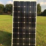 Sonnenkollektor 100W mit hohe Leistungsfähigkeits-und Oberseite-Verkauf