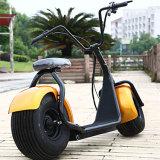 Автошины самоката удобоподвижности кокосов города мотоцикл электрической тучной электрический