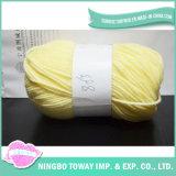 Merino Wool Knitting Sublime Fios Orgânica Atacado