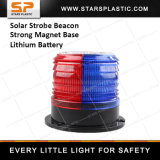 Luz solar LED estroboscópica para segurança do trânsito