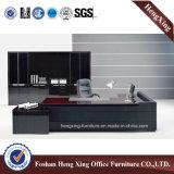 メラミンによって薄板にされるL形の現代オフィス表(HX-ND5015)