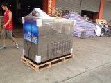 Enfriamiento agua-aire de la máquina del Hielo-Polo