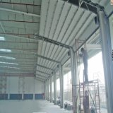 Colorare i portelli industriali di sollevamento sezionali automatici d'acciaio (HF-0164)