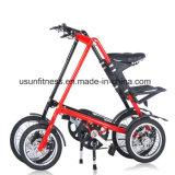 Bici plegable de la ciudad de 16 pulgadas con la aleación de aluminio