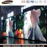 Alto segno dell'interno eccellente della visualizzazione di LED di colore completo di Hing P2.0 di definizione