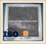Strato di alluminio di Eggcrate di memoria del cubo da 90 gradi per il soffitto