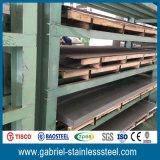 Prix de denrées alimentaires de feuille d'acier inoxydable de Baosteel 316L par kilogramme