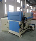 150t Automatique-Alimentant la presse plate de découpage pour le cuir