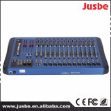 PRO Audio Sound System 16-Channel DJ Controller USB Mixer