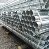 ASTM A53 A106 A500 GR. B el horario 40 de 4 pulgadas galvanizó el tubo de acero