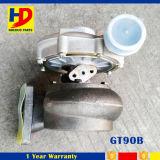 De Turbocompressor van de Vervangstukken Gt90b van de Dieselmotor van Guangzhou
