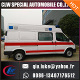 Krankenwagen-Fahrzeug-preiswerte Krankenwagen Ford-4X2 für Verkauf