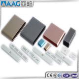 La protuberancia del aluminio del OEM/de aluminio parte perfil con RoHS/Ce/ISO/As2047/Aama