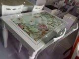 UVflachbettdrucker für Glas/Metall/hölzerne Tisch-Oberseite