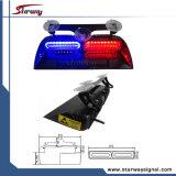 Luz Emergency da plataforma do traço do diodo emissor de luz do veículo com 18 diodos emissores de luz (629)