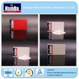 Capa gris roja blanca de la capa del polvo del aerosol de la textura de la arruga del poliester de epoxy