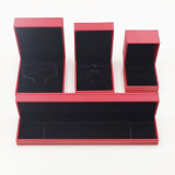 Flannelette Fussel, der ledernen Plastikverpackungs-Schmucksache-Kasten (J70-E3, sich schart)