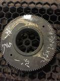 Rueda de engranaje de la fabricación de la estructura de acero