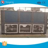 Tipo de refrigeração ar usado e inteiramente de trabalho refrigerador de água do parafuso