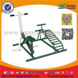 Máquina multi al aire libre Equipmen de la aptitud de la gimnasia del ensanchador posterior del arco