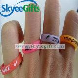 Anello del silicone di Customeized per il regalo promozionale