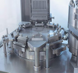 Máquina de enchimento automática da cápsula para a solução oral do pó/Pulvis/Eyedrops//líquido oral
