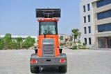 2 тонны затяжелителя Payloader колеса низкой цены Ce многофункционального