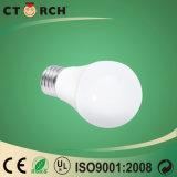 Indicatore luminoso del LED per 5W l'ente di alluminio di plastica dell'interno SMD
