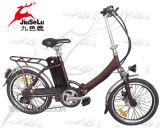 2 bici elettrica pieghevole di alluminio del motorino della batteria di litio delle rotelle 36V (JSL039ZL-5)