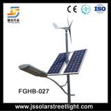 8m Straßenlaterne-hohe Solarleistungsfähigkeit des Wind-60W hybride