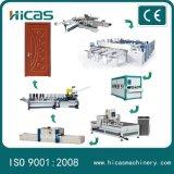 Ligne de machine de production de portes d'Aucun-Peinture