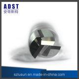 Edvt 50HRC 3flute CNC 기계를 위한 알루미늄 끝 선반 절단 도구