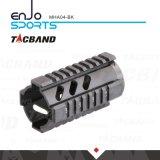 Tacband Op zwaar werk berekende M16 Quadguard Sporen van de Vlotter W/Picatinny van 4 Duim de Vrije