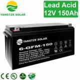 Niedrige tiefe Schleife-Solarbatterie des konkurrenzfähigen Preis-12V 150ah