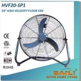 """"""" сильный вентилятор пола высокой скорости воздушного потока 20"""