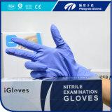 Оптовая перчатка нитрила в Китае