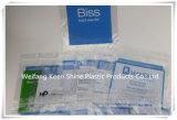 Farben-Verpackung LDPE-Reißverschluss-Beutel