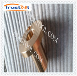 O CNC que faz à máquina o aço inoxidável parte as peças de alumínio feitas à máquina CNC