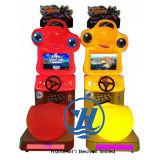 Máquina de juego acústica vendedora caliente del coche de competición 3D para los niños (ZJ-RC05)