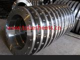 Высокие фланцы трубы Dn125 давления Gr2 Titanium